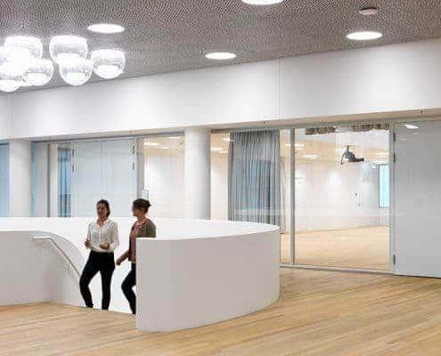 S-Line Ofisləri Şüşə Partlama Sistemləri