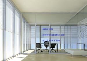 Ofis bölmələri 11