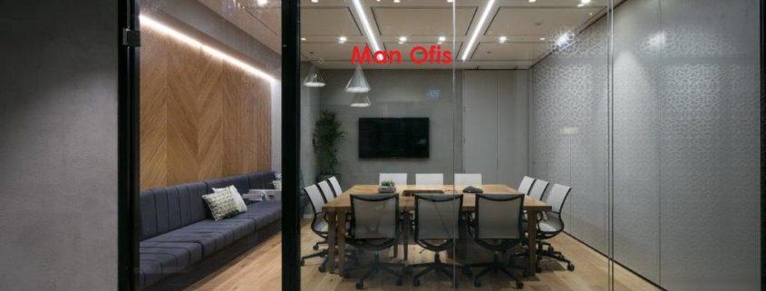 Man Ofis - Ofis bölməsi İstanbul