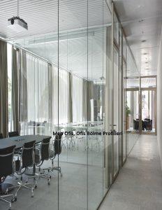 F700 Office Bölmə Profilləri