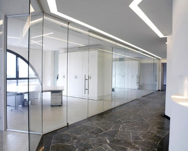 Cam Panel Glass Pane Profesyonel Cam Bölme
