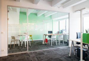 Man Office - Şüşə Ofis Bölmə Sistemi
