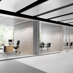 Cam Ofis Bölme