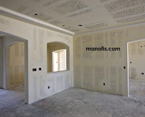 Drywall bölməsi nədir?