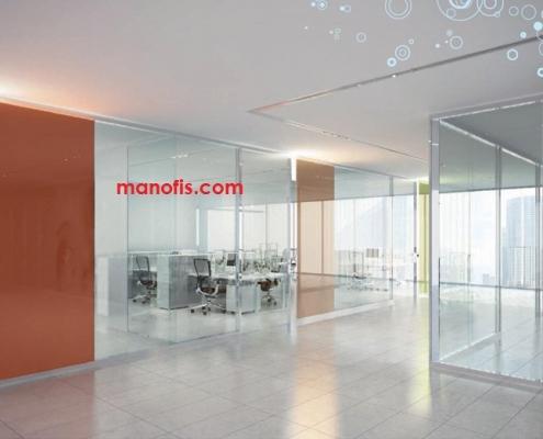 şüşə arakəsmələr modelləri və Man office 2019 qiymətləri