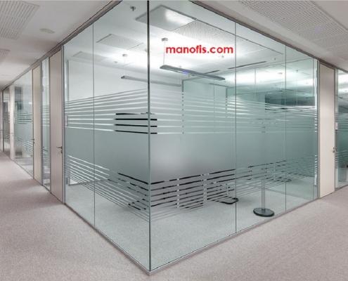 ofis bölmə modeli