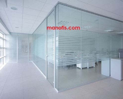 ofis üçün bölmə modeli